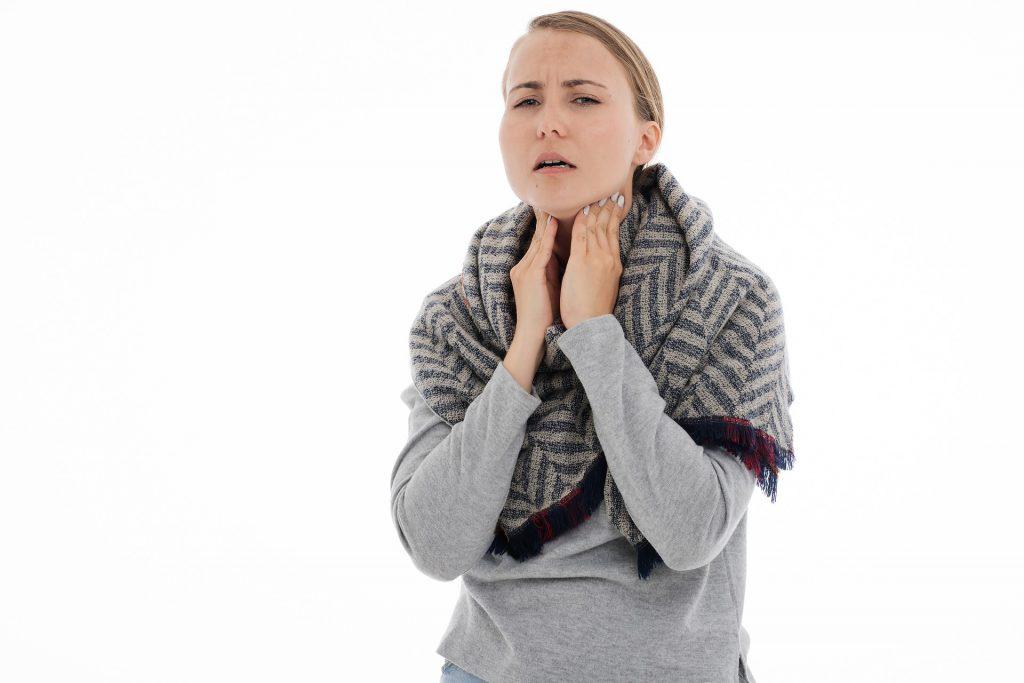 ларингит болки в гърлото